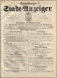 Bromberger Stadt-Anzeiger, J. 21, 1904, nr 89