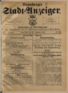 Bromberger Stadt-Anzeiger, J. 21, 1904, nr 94