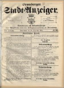 Bromberger Stadt-Anzeiger, J. 21, 1904, nr 98