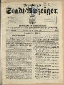 Bromberger Stadt-Anzeiger, J. 22, 1905, nr 1