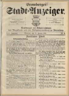 Bromberger Stadt-Anzeiger, J. 22, 1905, nr 5