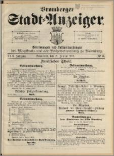 Bromberger Stadt-Anzeiger, J. 22, 1905, nr 6