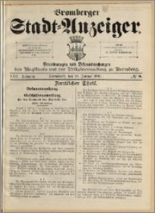 Bromberger Stadt-Anzeiger, J. 22, 1905, nr 8