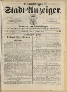 Bromberger Stadt-Anzeiger, J. 22, 1905, nr 16