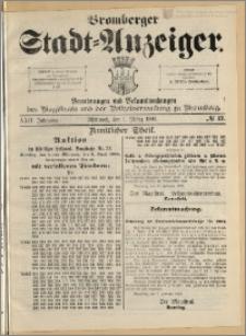 Bromberger Stadt-Anzeiger, J. 22, 1905, nr 17