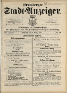 Bromberger Stadt-Anzeiger, J. 22, 1905, nr 19