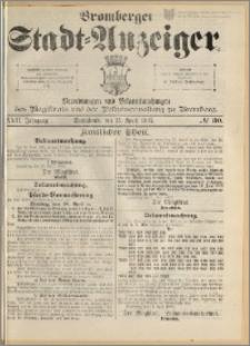 Bromberger Stadt-Anzeiger, J. 22, 1905, nr 30