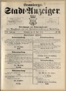 Bromberger Stadt-Anzeiger, J. 22, 1905, nr 31
