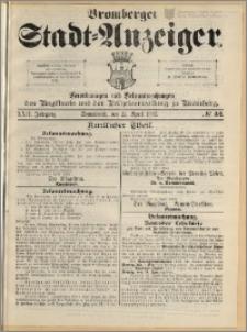 Bromberger Stadt-Anzeiger, J. 22, 1905, nr 32