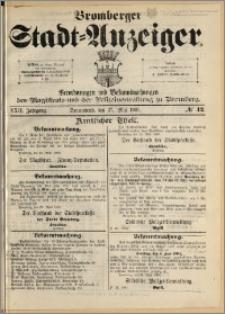 Bromberger Stadt-Anzeiger, J. 22, 1905, nr 42