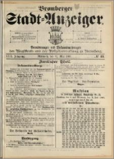 Bromberger Stadt-Anzeiger, J. 22, 1905, nr 43