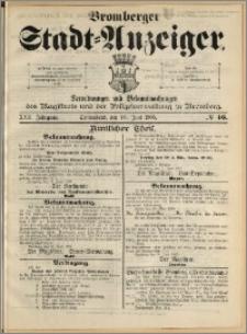 Bromberger Stadt-Anzeiger, J. 22, 1905, nr 46