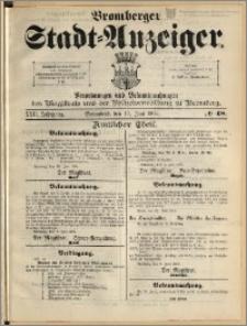 Bromberger Stadt-Anzeiger, J. 22, 1905, nr 48