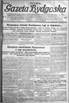 Gazeta Bydgoska 1925.01.15 R.4 nr 11