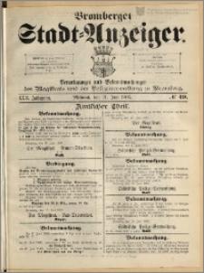 Bromberger Stadt-Anzeiger, J. 22, 1905, nr 49