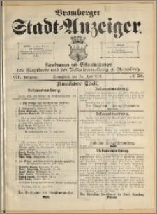 Bromberger Stadt-Anzeiger, J. 22, 1905, nr 50