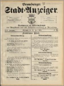 Bromberger Stadt-Anzeiger, J. 22, 1905, nr 51