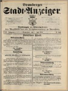 Bromberger Stadt-Anzeiger, J. 22, 1905, nr 54