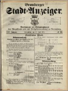 Bromberger Stadt-Anzeiger, J. 22, 1905, nr 56
