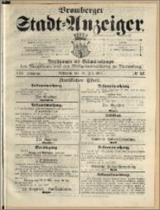 Bromberger Stadt-Anzeiger, J. 22, 1905, nr 57