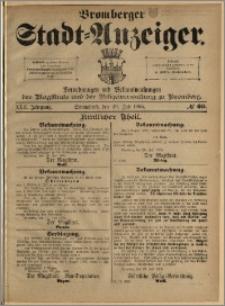 Bromberger Stadt-Anzeiger, J. 22, 1905, nr 60