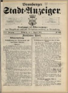 Bromberger Stadt-Anzeiger, J. 22, 1905, nr 63