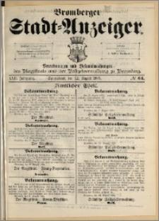 Bromberger Stadt-Anzeiger, J. 22, 1905, nr 64