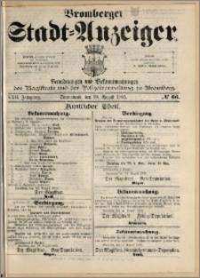 Bromberger Stadt-Anzeiger, J. 22, 1905, nr 66