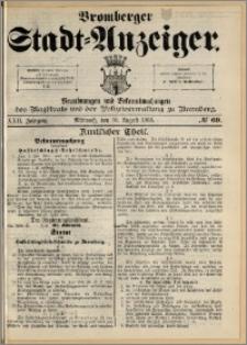 Bromberger Stadt-Anzeiger, J. 22, 1905, nr 69