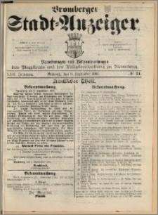 Bromberger Stadt-Anzeiger, J. 22, 1905, nr 71
