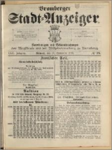 Bromberger Stadt-Anzeiger, J. 22, 1905, nr 75