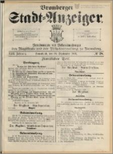 Bromberger Stadt-Anzeiger, J. 22, 1905, nr 78