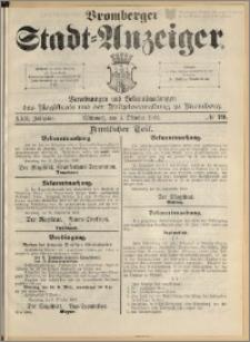 Bromberger Stadt-Anzeiger, J. 22, 1905, nr 79