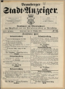 Bromberger Stadt-Anzeiger, J. 22, 1905, nr 86