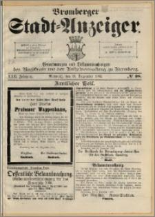 Bromberger Stadt-Anzeiger, J. 22, 1905, nr 98