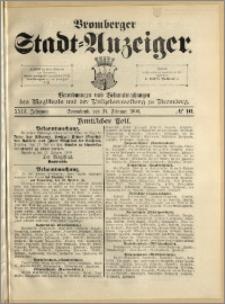 Bromberger Stadt-Anzeiger, J. 23, 1906, nr 16