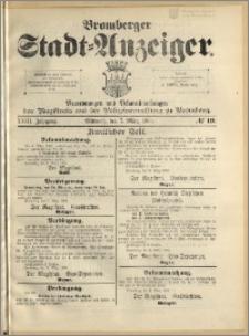 Bromberger Stadt-Anzeiger, J. 23, 1906, nr 19
