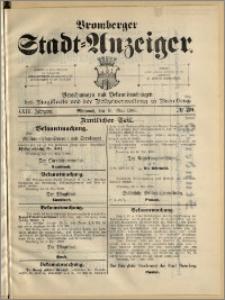 Bromberger Stadt-Anzeiger, J. 23, 1906, nr 39