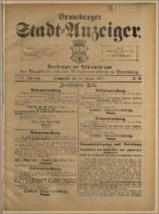 Bromberger Stadt-Anzeiger, J. 24, 1907, nr 6