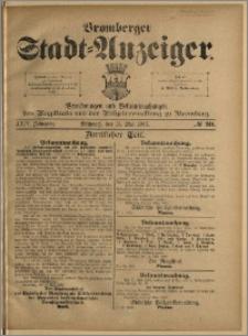 Bromberger Stadt-Anzeiger, J. 24, 1907, nr 39