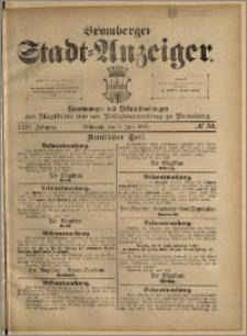 Bromberger Stadt-Anzeiger, J. 24, 1907, nr 53
