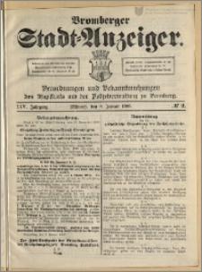 Bromberger Stadt-Anzeiger, J. 25, 1908, nr 2