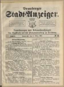 Bromberger Stadt-Anzeiger, J. 25, 1908, nr 21