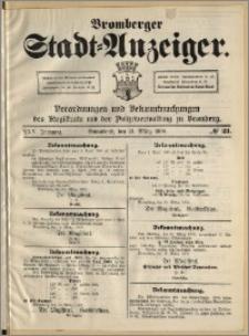 Bromberger Stadt-Anzeiger, J. 25, 1908, nr 23