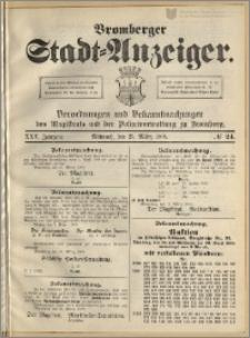 Bromberger Stadt-Anzeiger, J. 25, 1908, nr 24