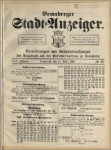 Bromberger Stadt-Anzeiger, J. 25, 1908, nr 25