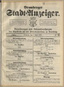 Bromberger Stadt-Anzeiger, J. 25, 1908, nr 26