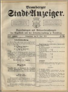 Bromberger Stadt-Anzeiger, J. 25, 1908, nr 31