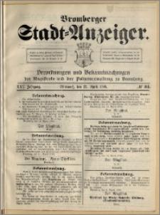 Bromberger Stadt-Anzeiger, J. 25, 1908, nr 32