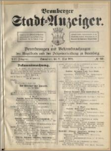 Bromberger Stadt-Anzeiger, J. 25, 1908, nr 37